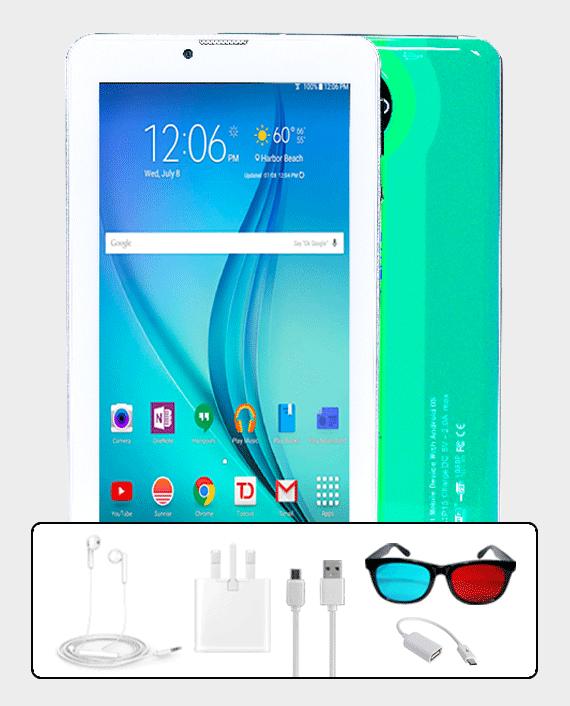 BSNL Penta P13 3GB 64GB 4G Dual Sim Tablet Green in Qatar