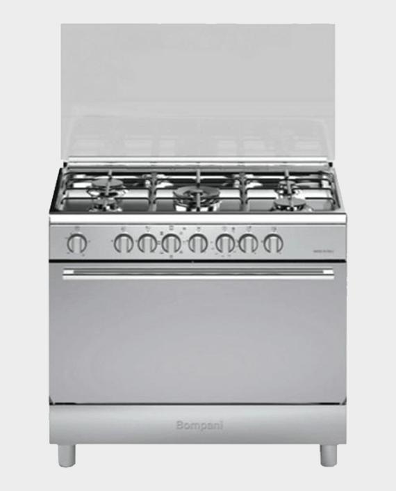 Bompani BO683DA/L 5 Gas Burner 90x60cm Cooker With Electric Oven and Grill in Qatar