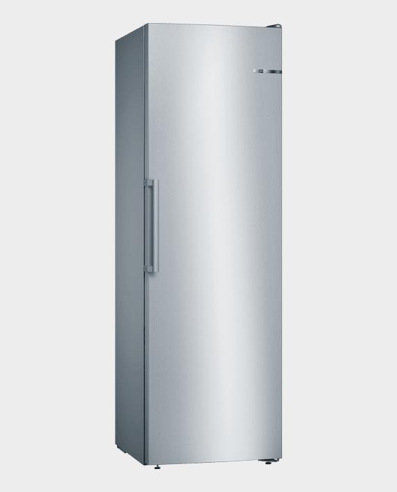 Bosch GSN36VL3PG Series 4 Free-Standing Freezer Stainless Steel in Qatar