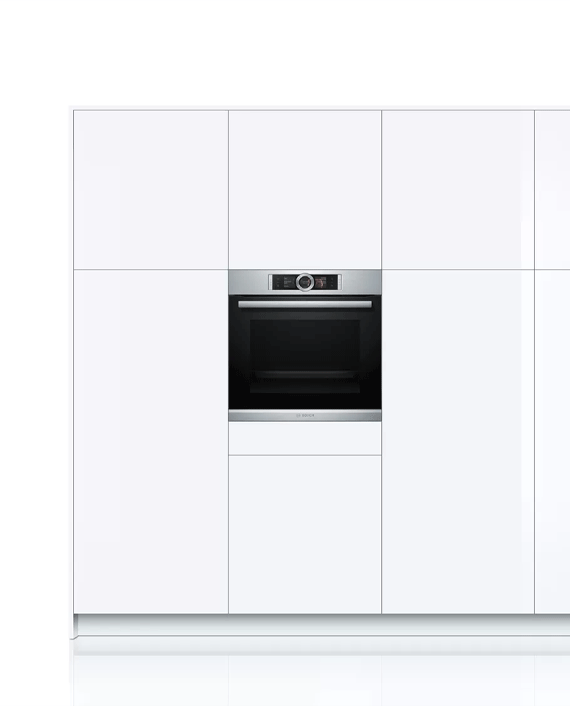 Bosch HBG656RS1M Series 8 Built-in Oven 60 x 60 cm