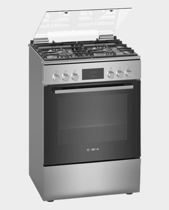 Bosch HXQ38AE50M Series 4 Mixed Cooker Stainless Steel in Qatar