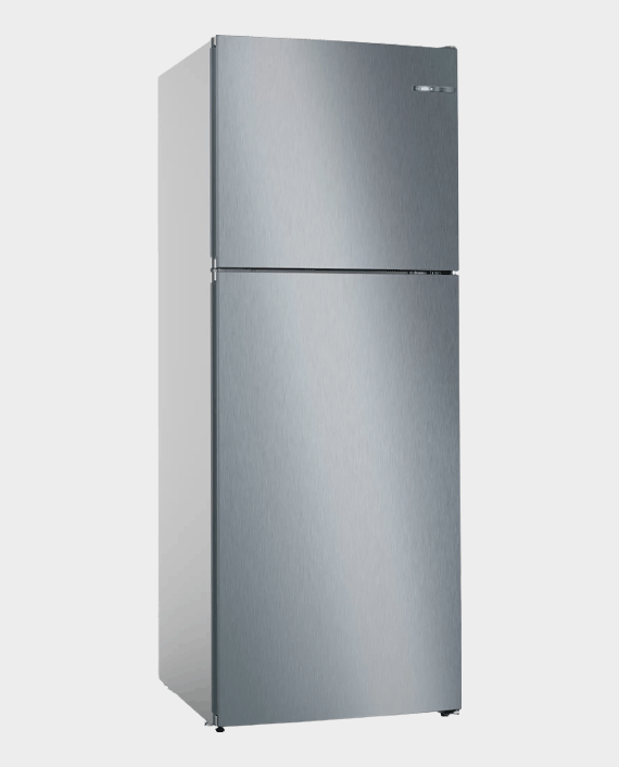 Bosch KDN55NL20M Series 4 Free-Standing Fridge Freezer Stainless Steel in Qatar