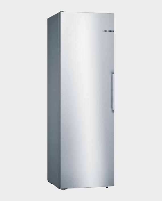 Bosch KSV36VL3PG Series 4 Free-Standing Fridge Stainless Steel in Qatar