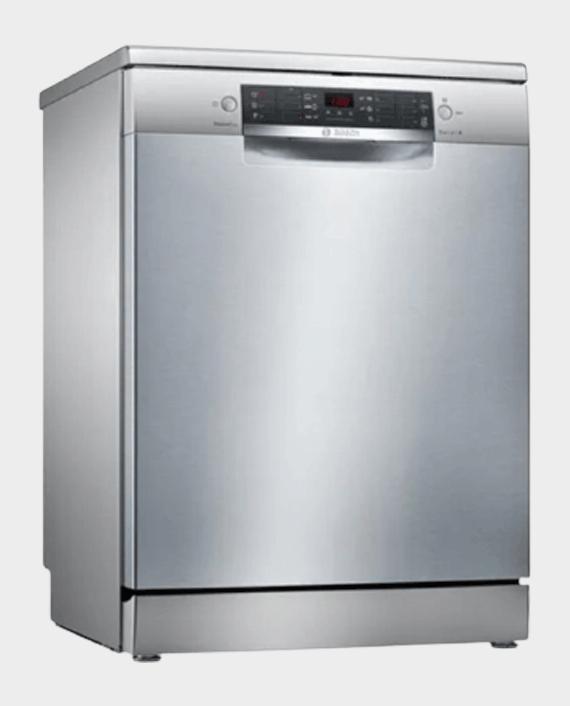 Bosch SMS46Dl00M Dish Washer Silver in Qatar