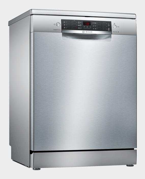 Bosch SMS46NI10M Series 4 Free-Standing Dishwasher Stainless Steel in Qatar