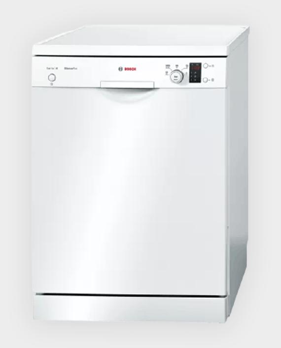 Bosch SMS50E92GC Series 4 60cm Free-Standing Dishwasher White in Qatar