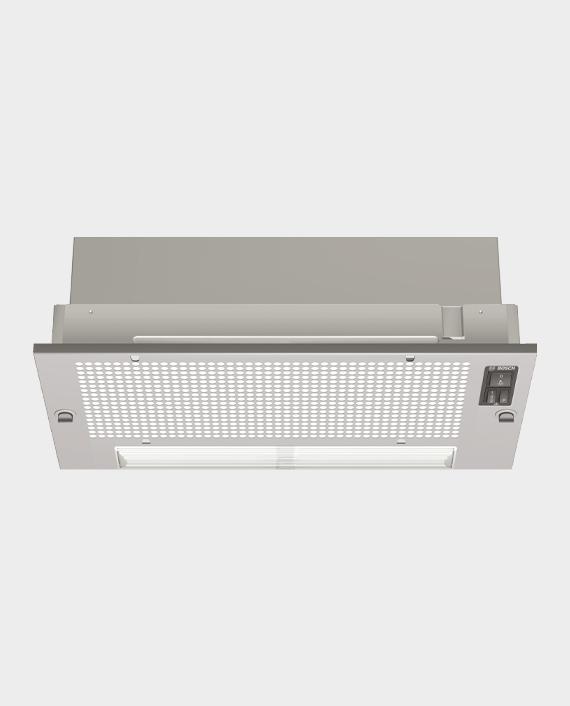 Bosch DHL535BGB Series 2 Canopy Cooker Hood 53cm Silver Metallic in Qatar