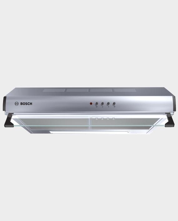 Bosch DHU665CGB Series 4 Built Under Cooker Hood 60cm Stainless Steel in Qatar