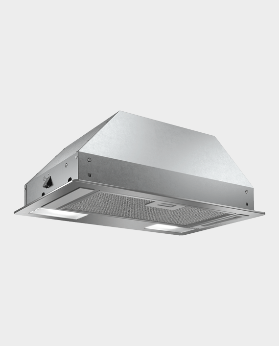 Bosch DLN53AA50B Series 2 Canopy Cooker Hood 53cm Stainless Steel in Qatar