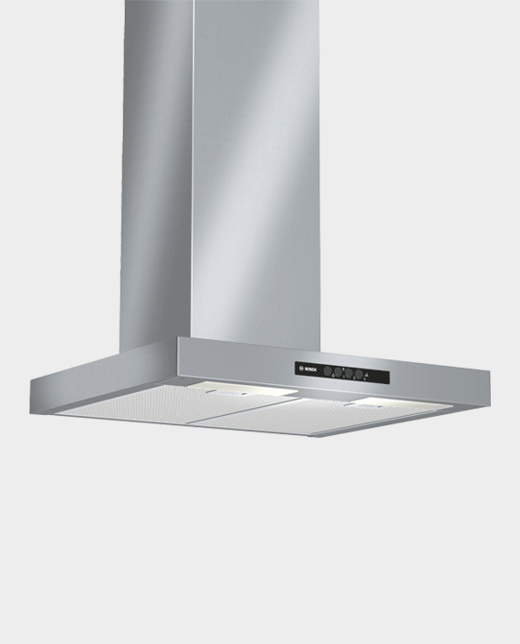 Bosch DWB06W452B Series 2 Wall-mounted Cooker Hood 60cm Stainless Steel in Qatar