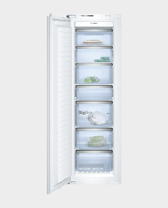 Bosch GIN38A55M Series 8 Tall Freezer White in Qatar