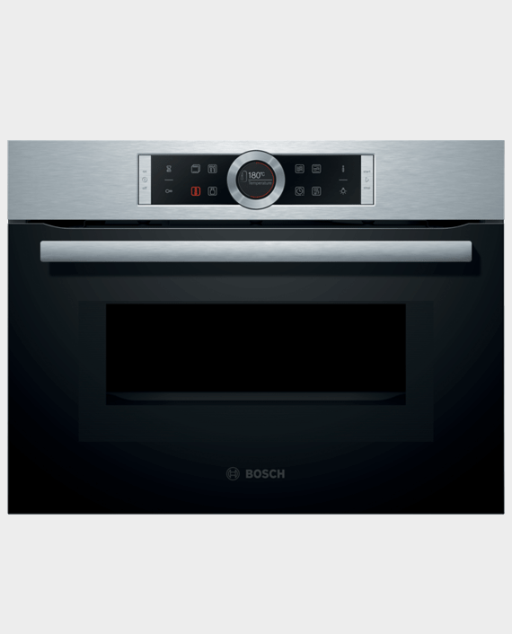 Bosch HBF113BR0M Series 2 Built in Oven 60 x 60cm Stainless Steel in Qatar