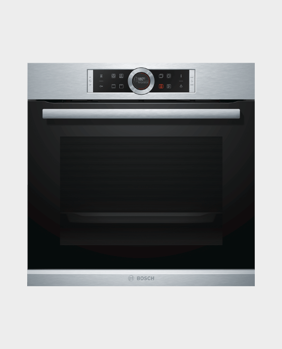 Bosch HBG632BS1M Series 8 Built-in Oven Stainless Steel in Qatar