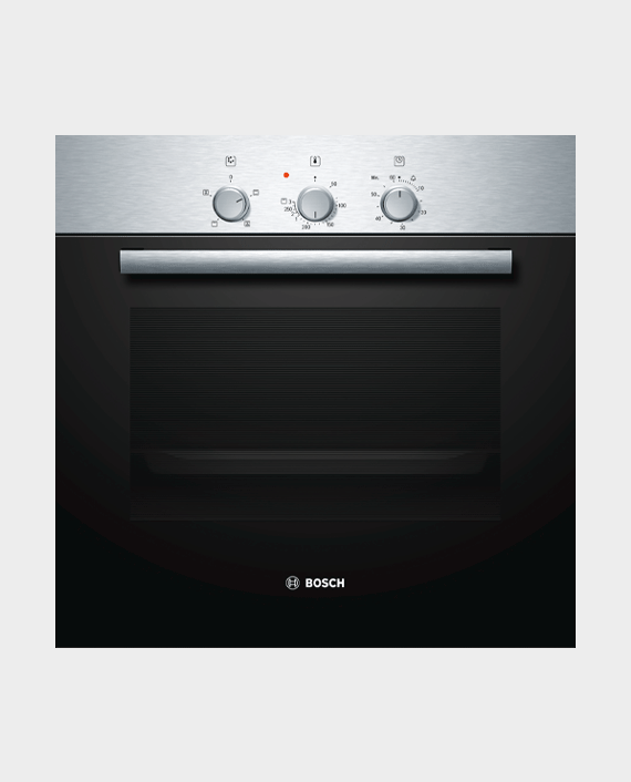Bosch HBN211E2M Series 2 Built-in Oven 60 x 60 cm Stainless Steel in Qatar