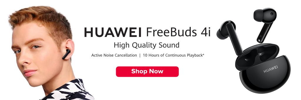 Huawei Freebuds 4i in Qatar