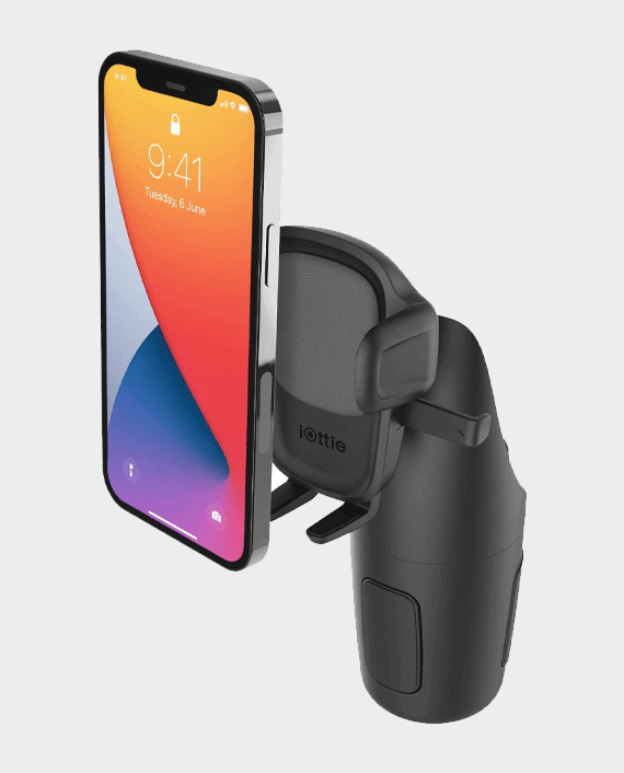 iOttie Easy One Touch 5 Smartphone Car Mount Cup Holder (HLCRIO175) in Qatar