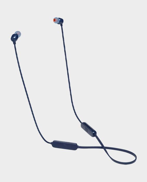 JBL Tune 115BT Wireless Headset Blue in Qatar