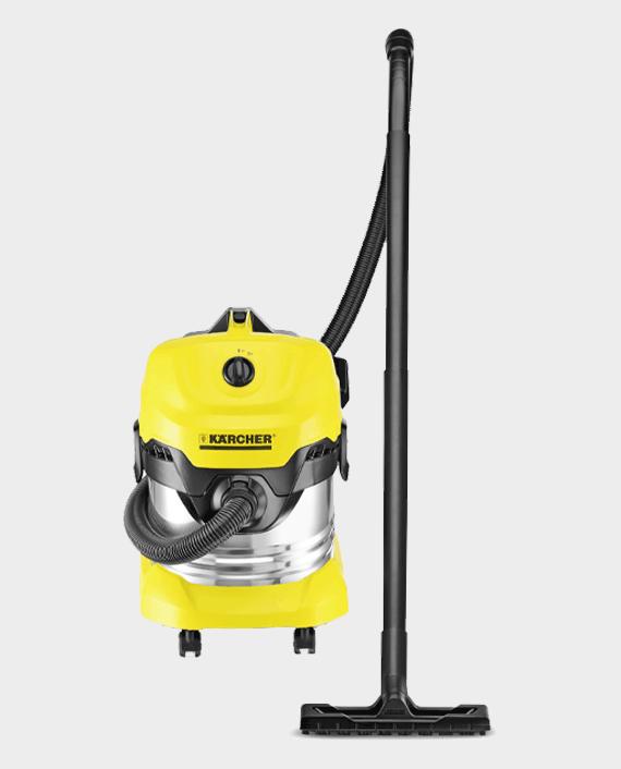 Karcher WD 4 Premium Multi-Purpose Wet & Dry Vacuum Cleaner in Qatar