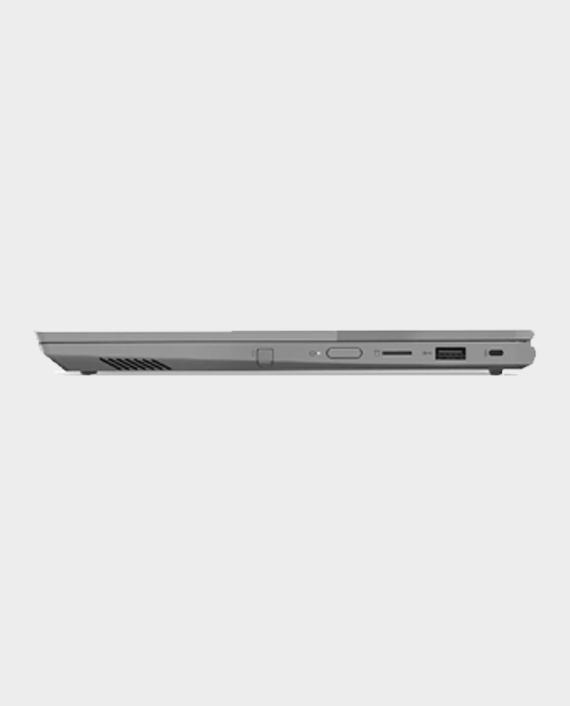 Lenovo ThinkBook 14s Yoga 20WE0001AX i7-1165G7 16GB RAM 512GB SSD Intel Iris Xe Graphics 14 Inch FHD MultiTouch Windows 10 Mineral Grey