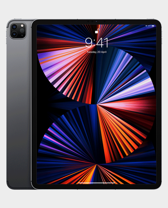 "Apple iPad Pro 12.9"" M1 2021 Wifi 512GB 8GB Space Gray in Qatar"