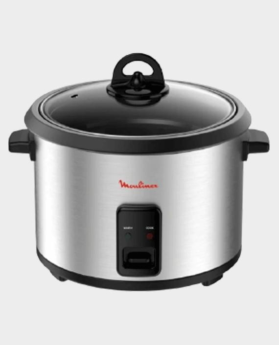 Moulinex MK123D27 Rice Cooker 1.8L in Qatar