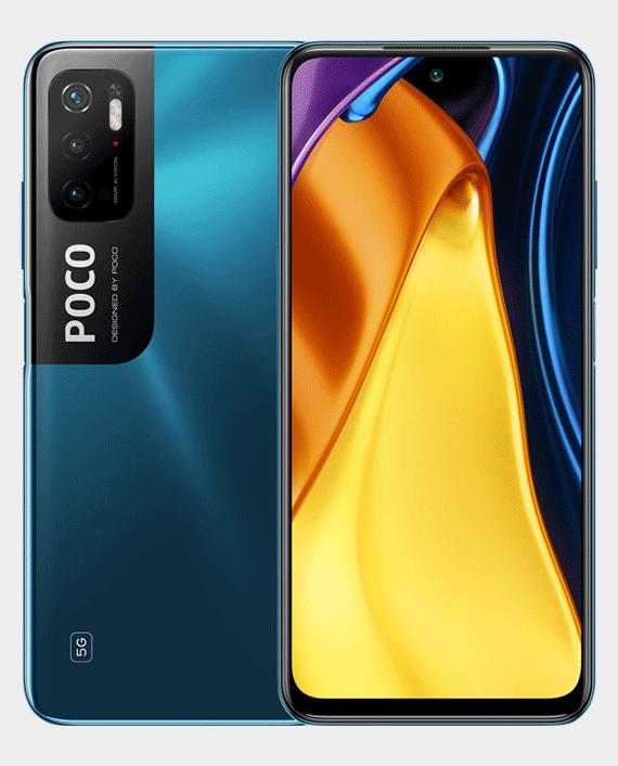 Xiaomi Poco M3 Pro 5G 4GB 64GB Cool Blue in Qatar