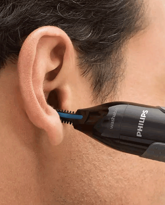 Philips NT3650 16 Series 3000 Nose, Ear & Eyebrow Trimmer