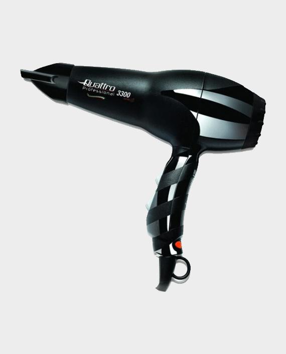 Quattro Proffessional 3300 Ionic Hair Dryer 2200W in Qatar
