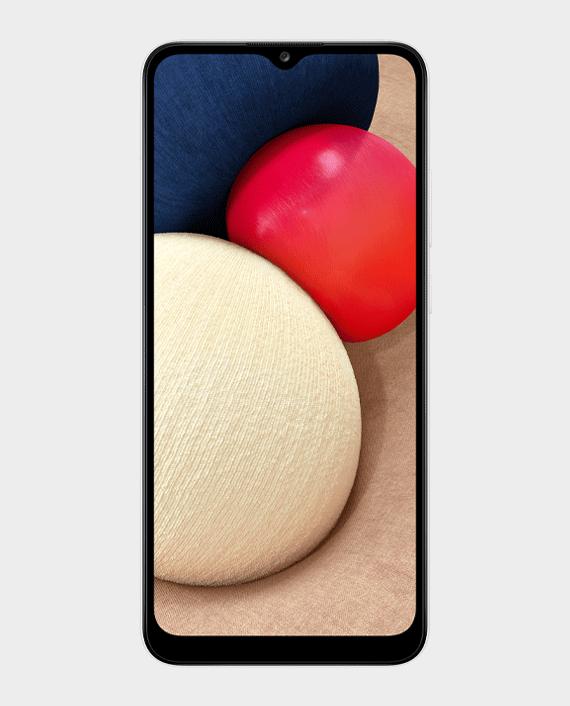 Samsung Galaxy A02s 4GB 64GB White in Qatar