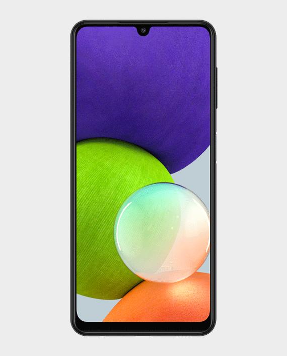 Samsung Galaxy A22 6GB 128GB Black in Qatar