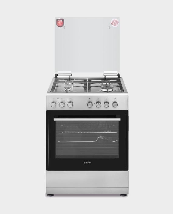 Simfer 6060SE 4 Burner Cooking Range 60x60 in Qatar