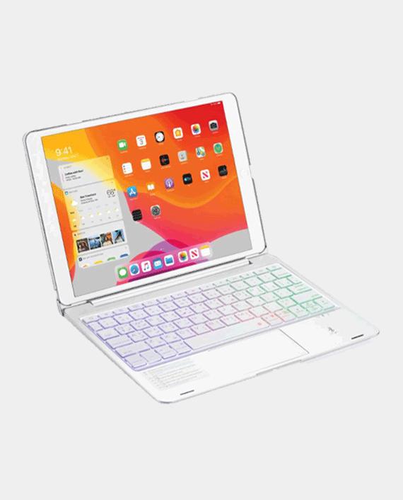 Smart ACIPD11 11 inch iPad Wireless Backlit Keyboard with Trackpad in Qatar