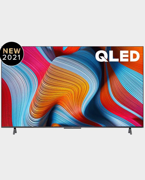 TCL 65C725 QLED 4K Smart TV 65 inch in Qatar