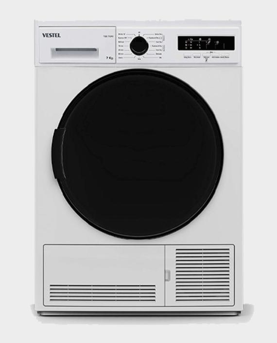 Vestel TDC10GG4 Dryer 10 Kg in Qatar