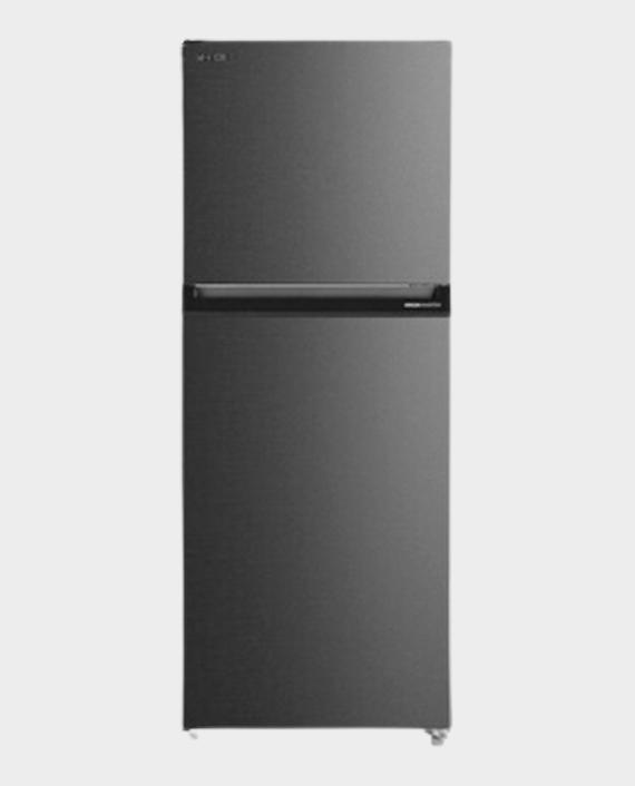 Toshiba GR-RT559WE-PMF Double Door Refrigerator 560L Grey in Qatar