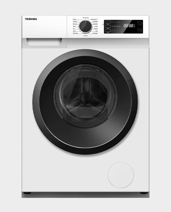 Toshiba TW-H80S2B 7kg Front Load Washing Machine White in Qatar