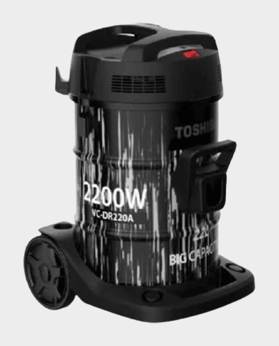 Toshiba VC-DR220ABF 22L 2200W Electric Vacuum Cleaner in Qatar