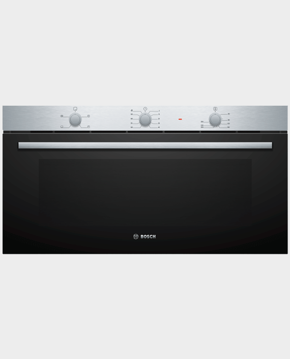 Bosch VBC011BR0M Series 2 Built in Oven 90 x 48cm Stainless Steel