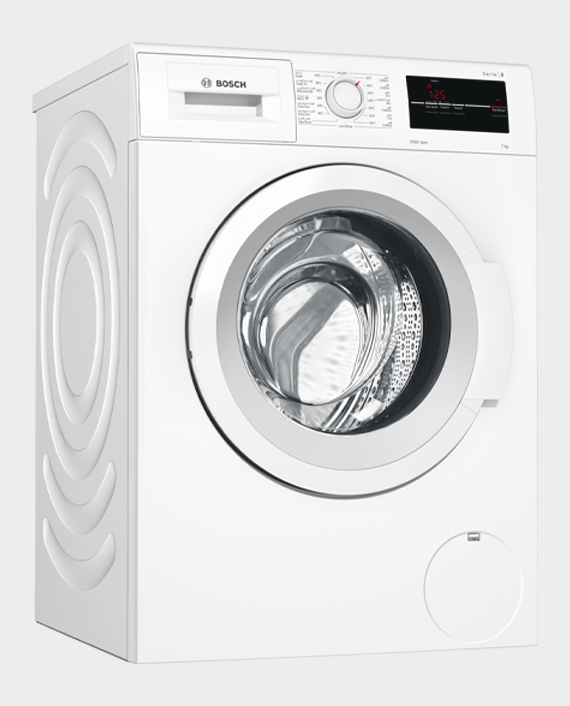 Bosch Serie 2 Front Loader Washing Machine 7kg in Qatar