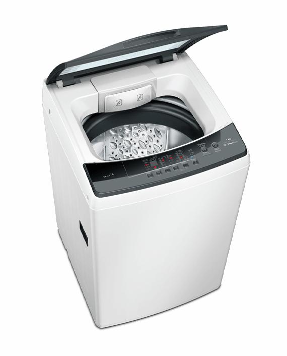 Bosch WOE701W0GC Series 4 Top Loader Washing Machine