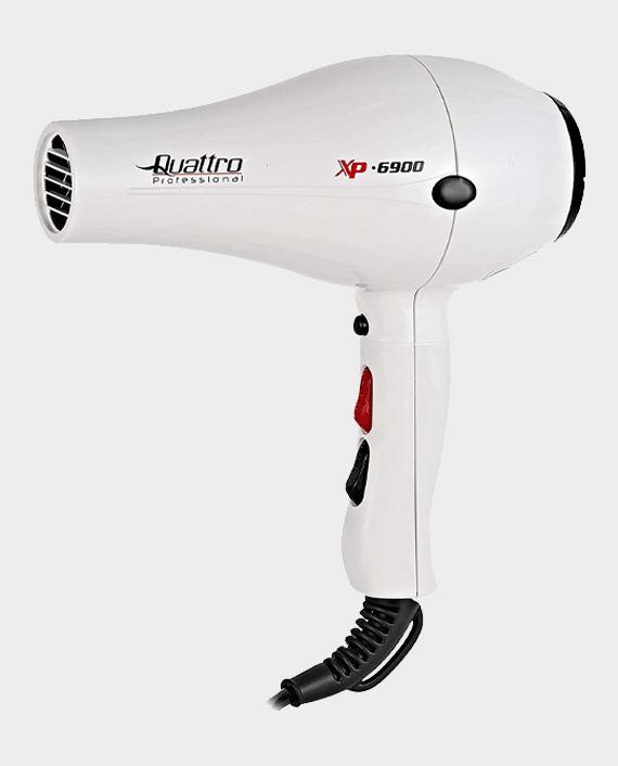 Quattro XP 6900 Professional Hair Dryer 2500W White in Qatar