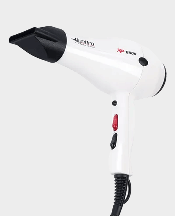 Quattro XP 6900 Professional Hair Dryer 2500W