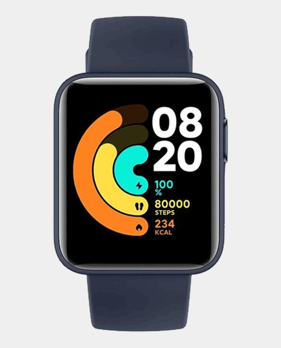 Xiaomi Mi Watch Lite Blue in Qatar