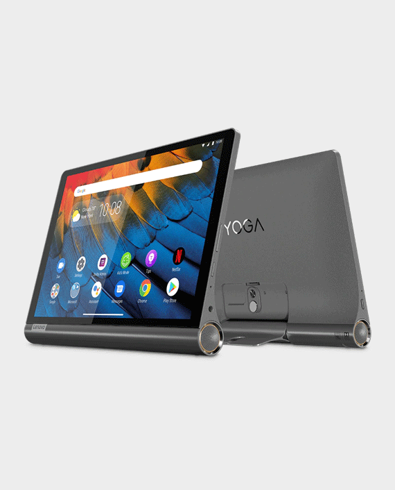 "Lenovo Yoga Smart Tab X705F ZA3V0001EG 10.1"" FHD Iron Grey in Qatar"