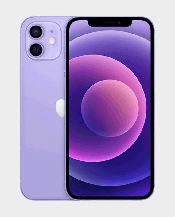Apple iPhone 12 Mini 4GB 64GB Purple in Qatar