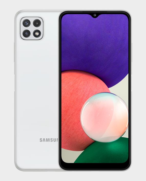 Samsung Galaxy A22 5G 4GB 64GB White in Qatar