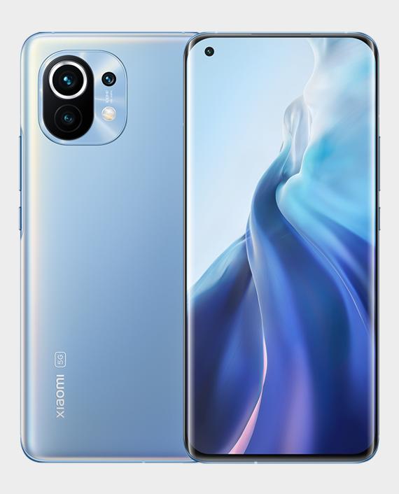 Xiaomi Mi 11 5G 8GB 256GB Horizon Blue in Qatar