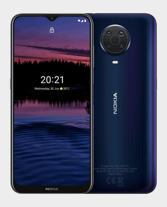Nokia G20 4GB 128GB Night in Qatar Doha