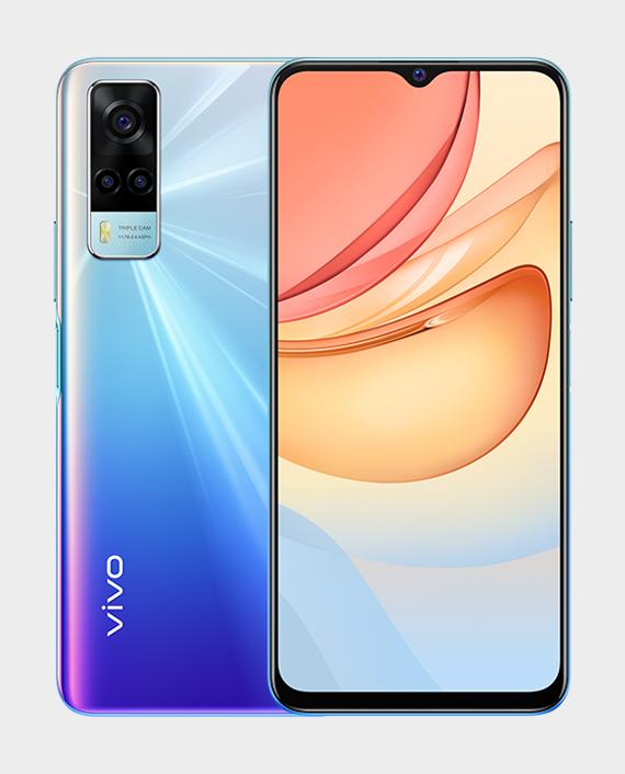 Vivo Y53S 8GB 128GB Fantastic Rainbow in Qatar