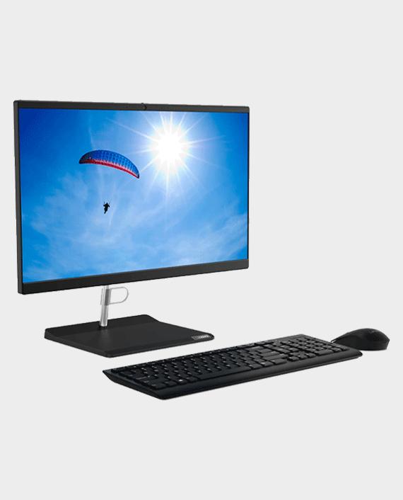 Lenovo V50a-22 AIO 11FN000FAX Intel Core i5-10400t 8GB RAM 256GB SSD Intel UHD Graphics 630 21.5 Inch FHD Touch Windows 10 Pro Black in Qatar